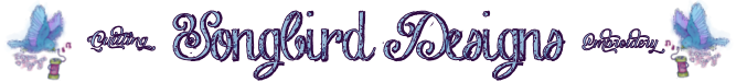 Songbird Designs